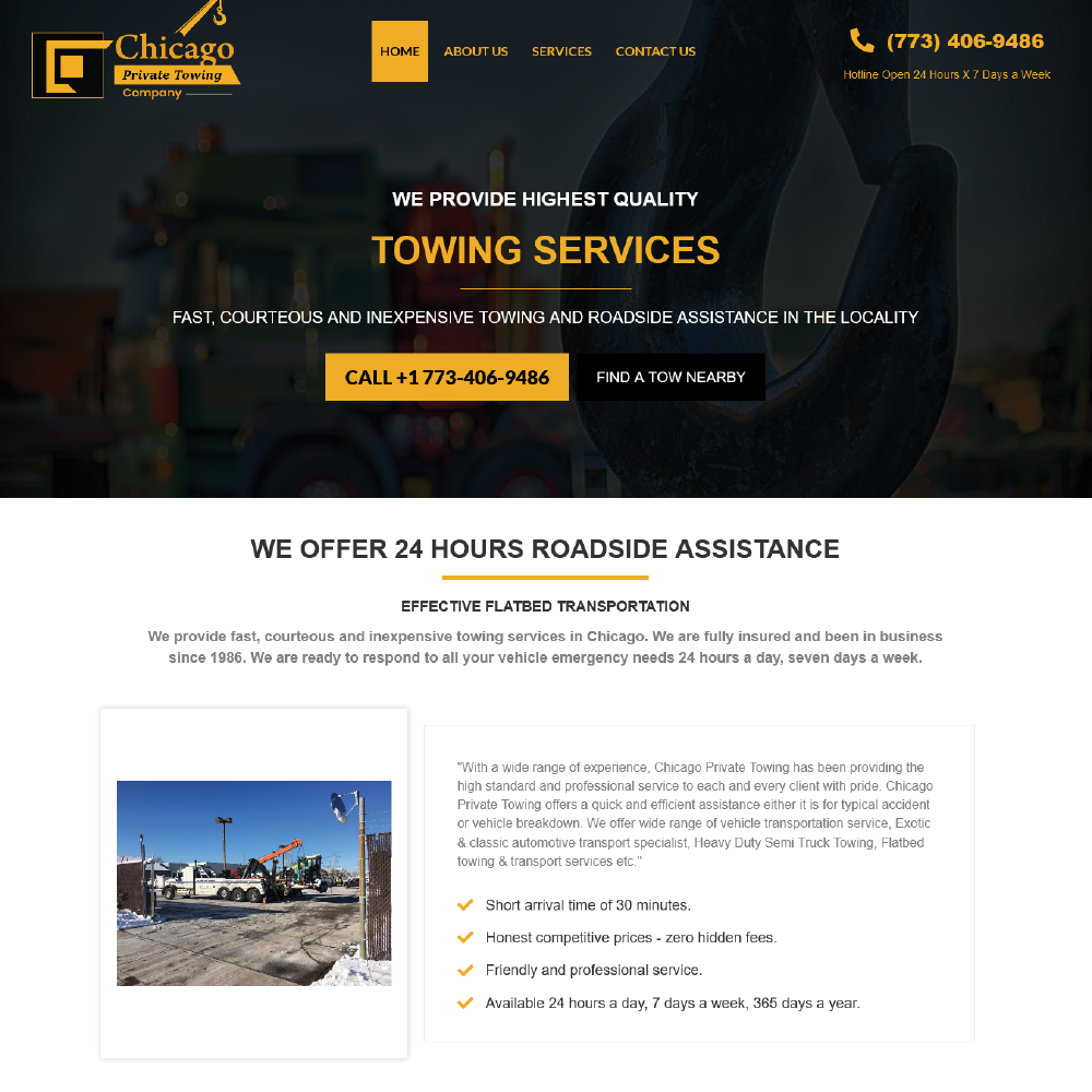 Chicago Private Towing-01